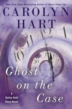 Ghost on the case cover image
