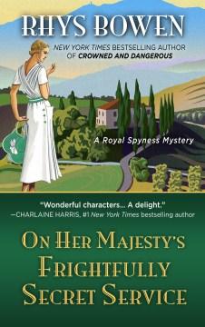 On her majesty's frightfully secret service cover image