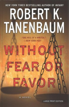 Without fear or favor cover image