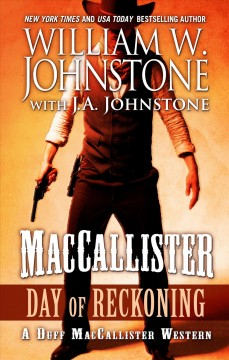 MacCallister day of reckoning cover image