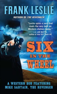 Six in the wheel a western duo cover image