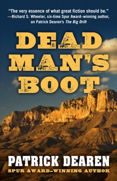 Dead man's boot cover image