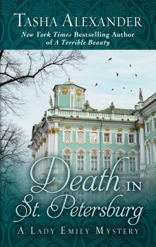 Death in St. Petersburg cover image