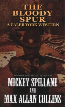 The bloody spur cover image