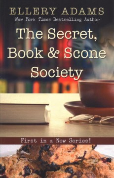 The secret, book & scone society cover image