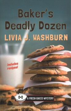 Baker's deadly dozen cover image