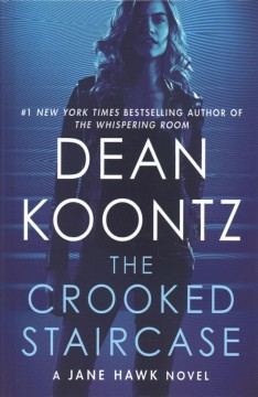 The crooked staircase cover image