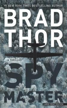 Spymaster a thriller cover image