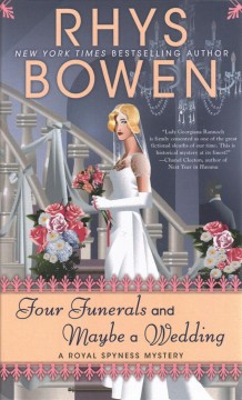 Four funerals and maybe a wedding cover image