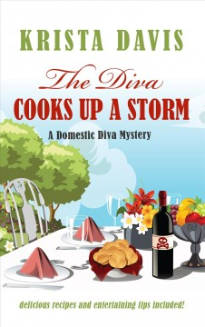 The diva cooks up a storm cover image