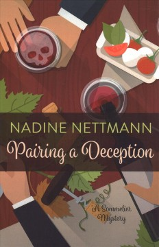 Pairing a deception cover image