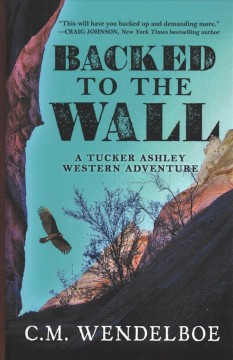 Backed to the wall cover image