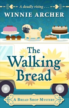 The walking bread cover image