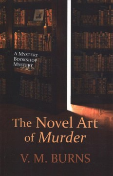 The novel art of murder cover image