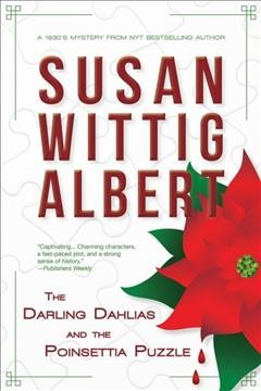 The darling dahlias and the poinsettia puzzle cover image