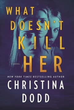 What doesn't kill her cover image