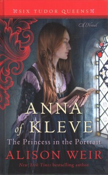 Anna of Kleve the princess of the portrait cover image