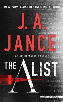 The A list cover image