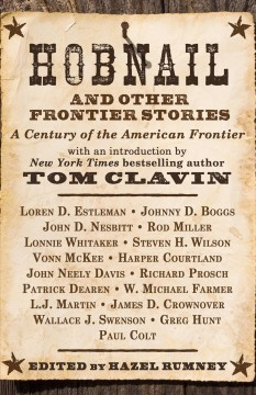Hobnail and Other Frontier Stories: A Century of the American Frontier cover image