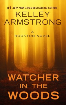 Watcher in the woods cover image