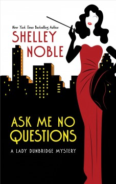 Ask me no questions cover image