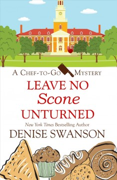 Leave no scone unturned cover image