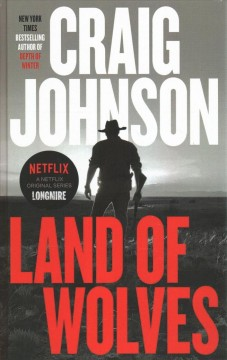Land of wolves cover image