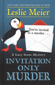 Invitation only murder cover image