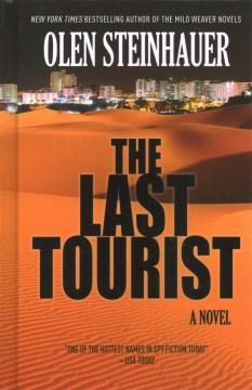 The last tourist cover image