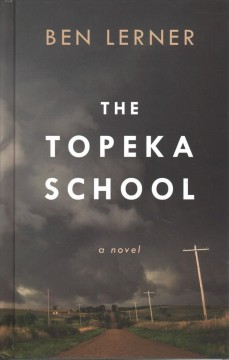 The Topeka school cover image