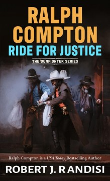 Ralph Compton Ride for justice cover image