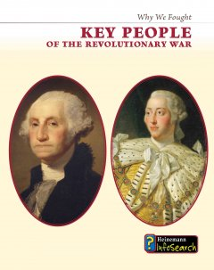 Key people of the Revolutionary War cover image