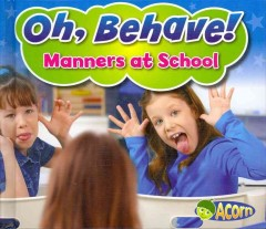 Manners at school cover image