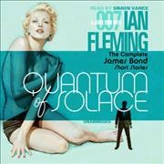 Quantum of solace [the complete James Bond short stories] cover image