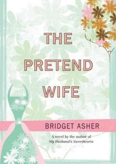 The pretend wife cover image