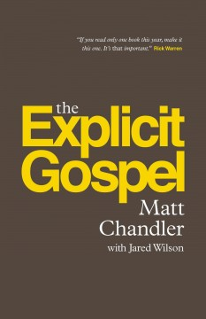 The explicit Gospel cover image