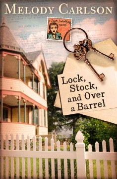 Lock, stock, and over a barrel cover image