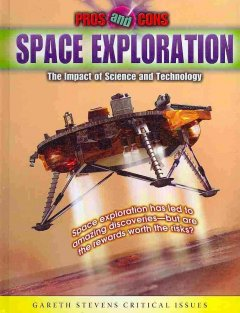 Space exploration : impact of science and technology cover image