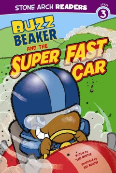 Buzz Beaker and the super fast car cover image