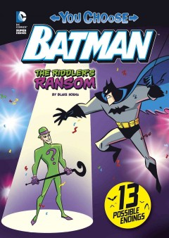 The Riddler's ransom cover image