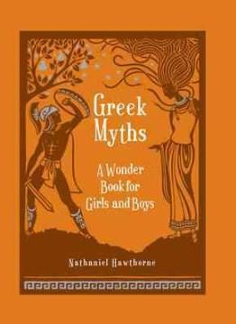 Greek myths : a wonder book for girls & boys cover image
