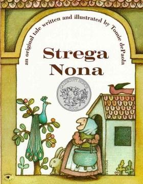 Strega Nona cover image