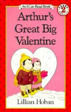 Arthur's great big valentine cover image
