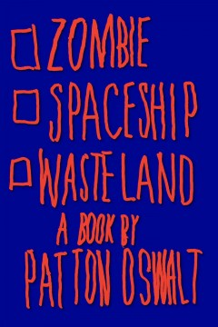 Zombie spaceship wasteland : a book cover image