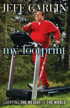 My footprint : carrying the weight of the world cover image