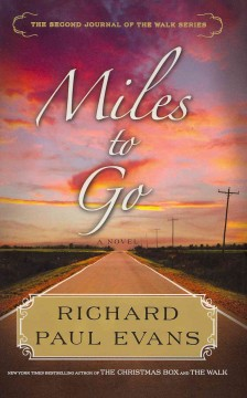 Miles to go : the second journal of The walk cover image