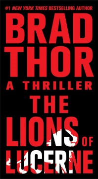 The Lions of Lucerne : a thriller cover image