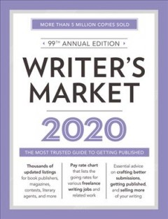 The Writer's market cover image