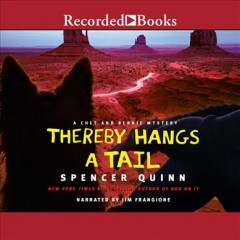 Thereby hangs a tail a Chet and Bernie mystery cover image