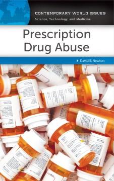 Prescription drug abuse : a reference handbook cover image